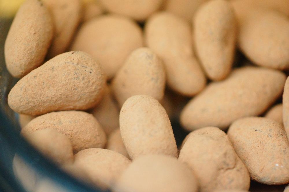 アランデュカス 豆チョコ