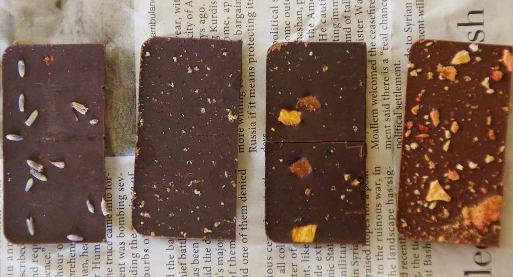 アンチドート チョコレート 種類
