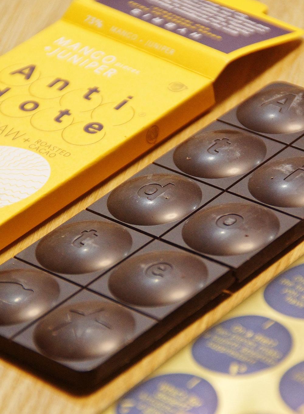 antidote1アンチドートチョコレートとは