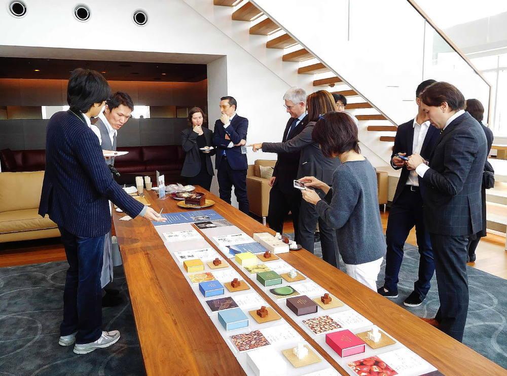 鎌倉発のチョコレート専門店「ca ca o」 試食会