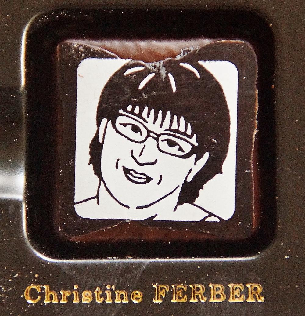 クリスティーヌ・フェルベール プロフィール