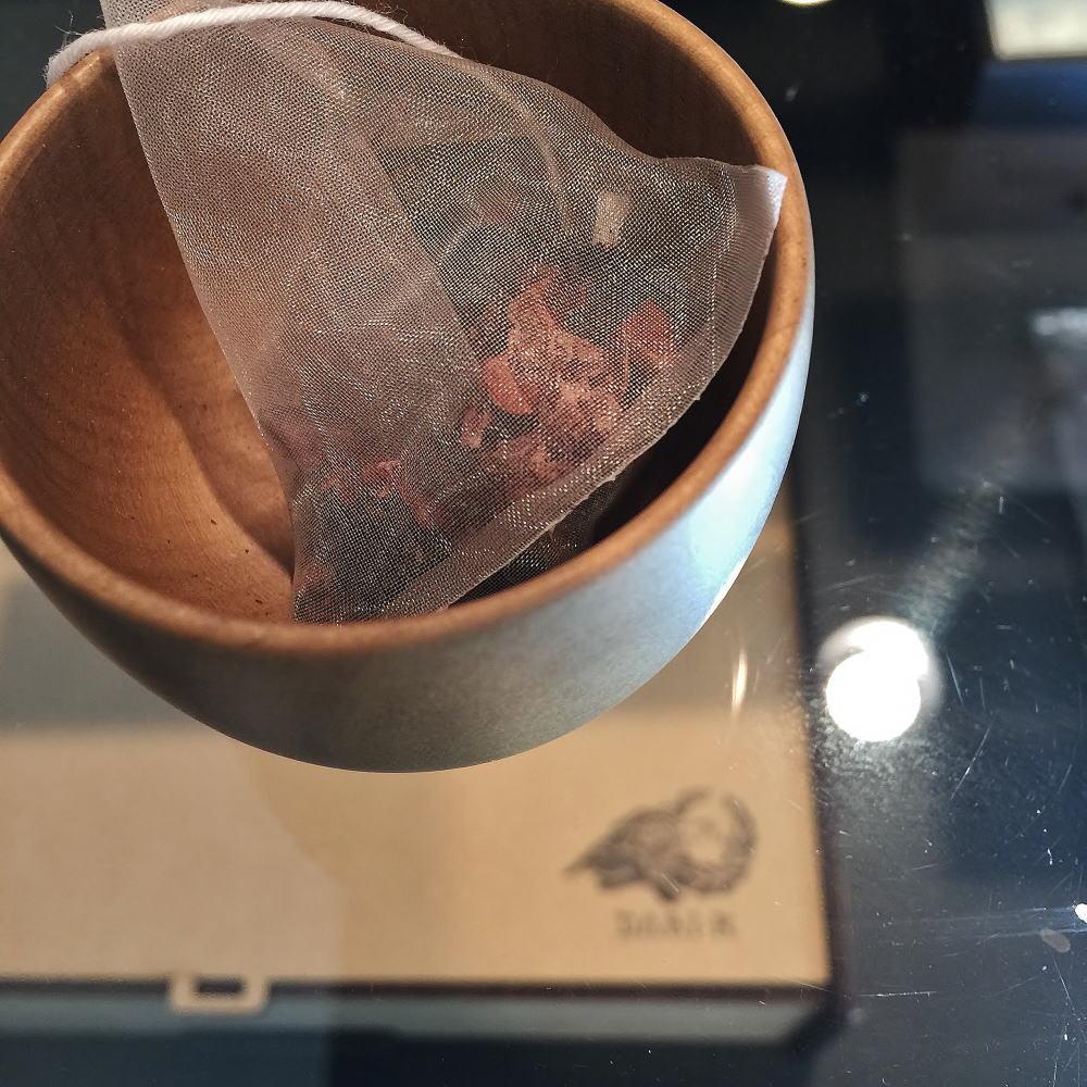 京のカカオ茶