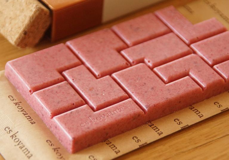 エスコヤマの板チョコ タブレット