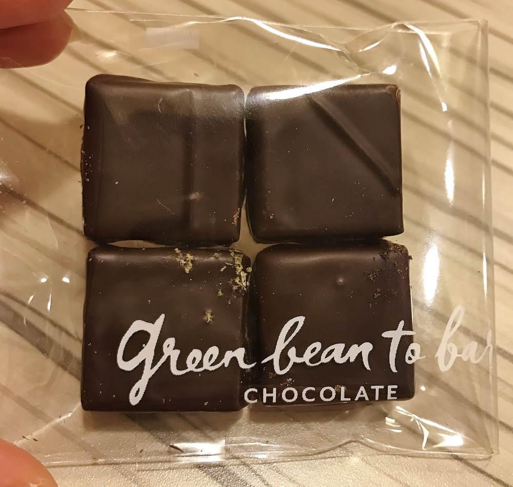グリーンビーントゥバーのおすすめボンボンショコラ