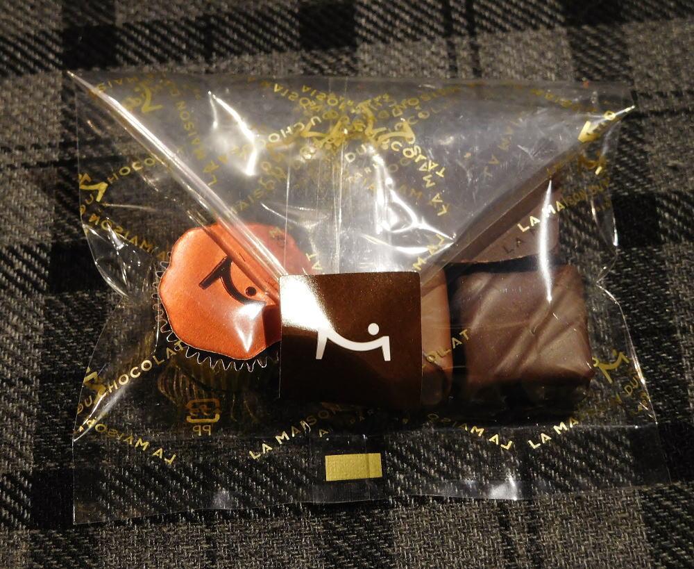 メゾンデュショコラ おすすめチョコレート