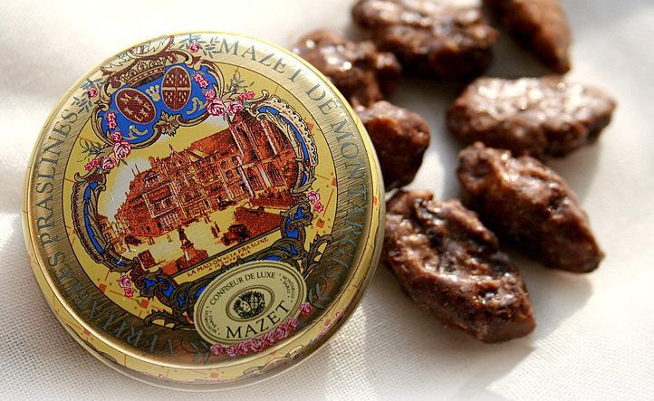 伝統のフランス菓子 マゼ プラズリン