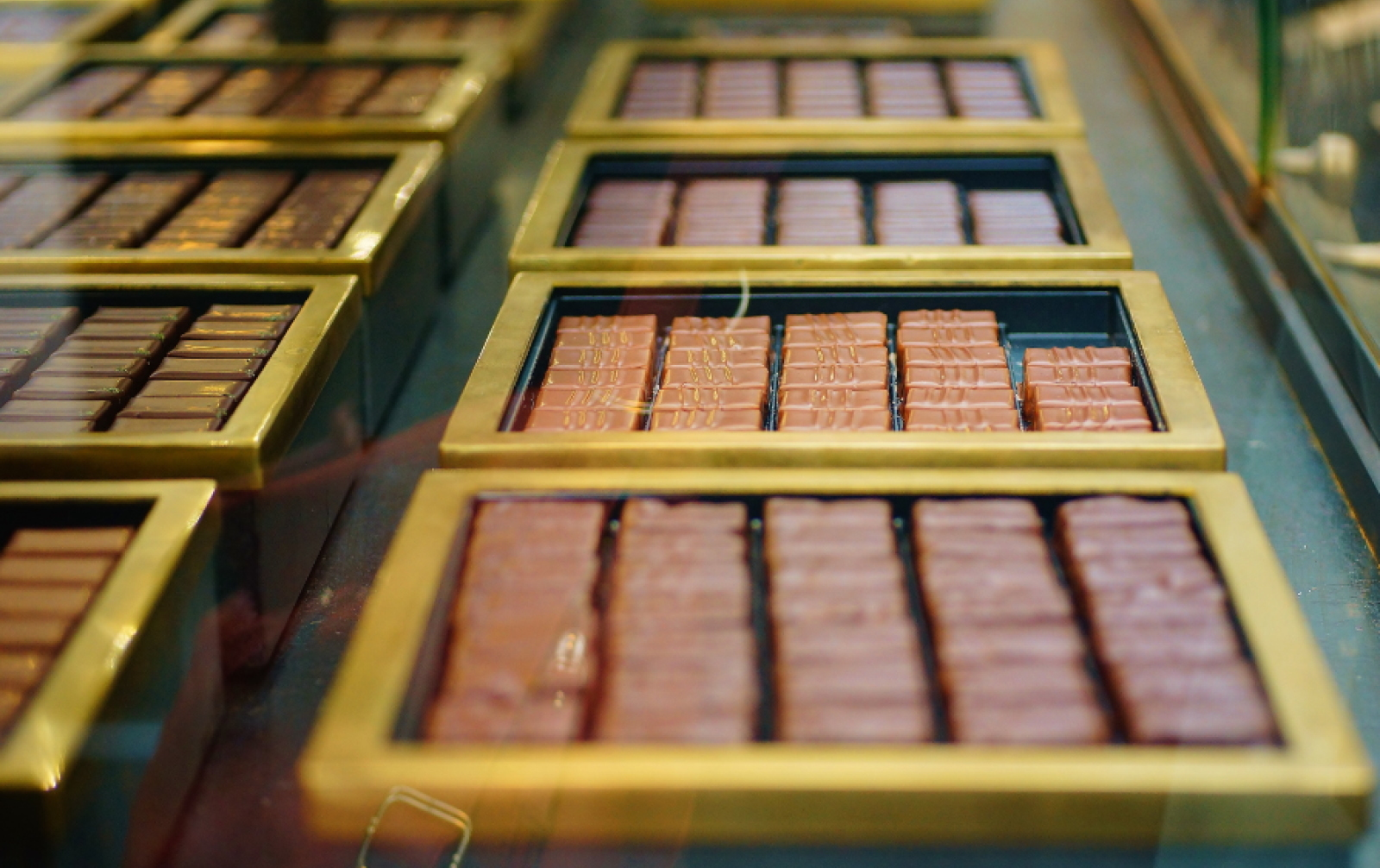 Le Chocolat Alain Ducasse ボンボンショコラ