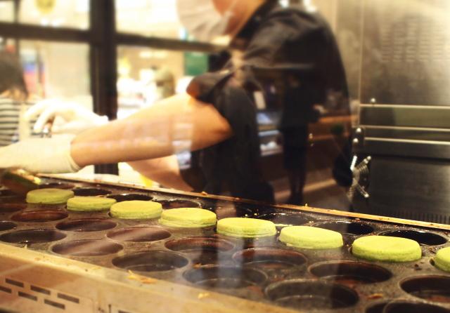 東京焼きマカロン