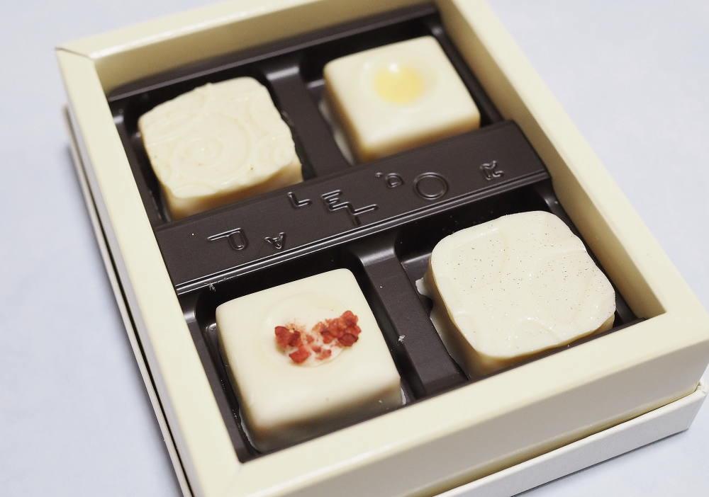 ショコラティエパレドオール コフレブラン