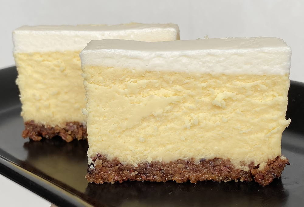 カカオチーズケーキ