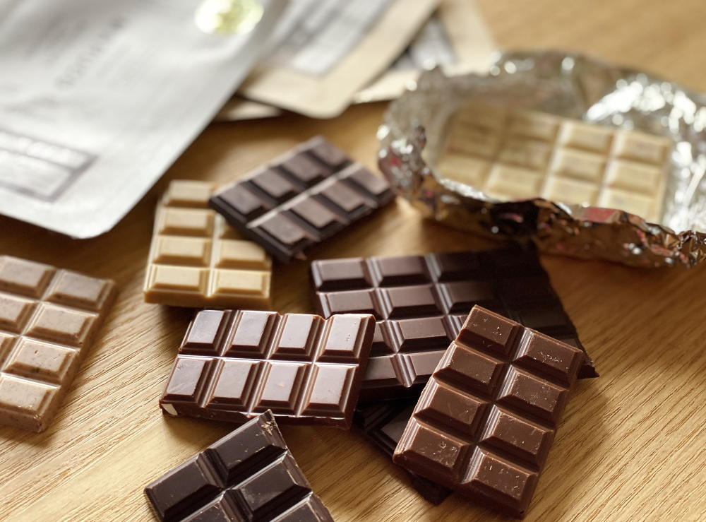 マルコ 松山クラフトチョコレート 食べてみた