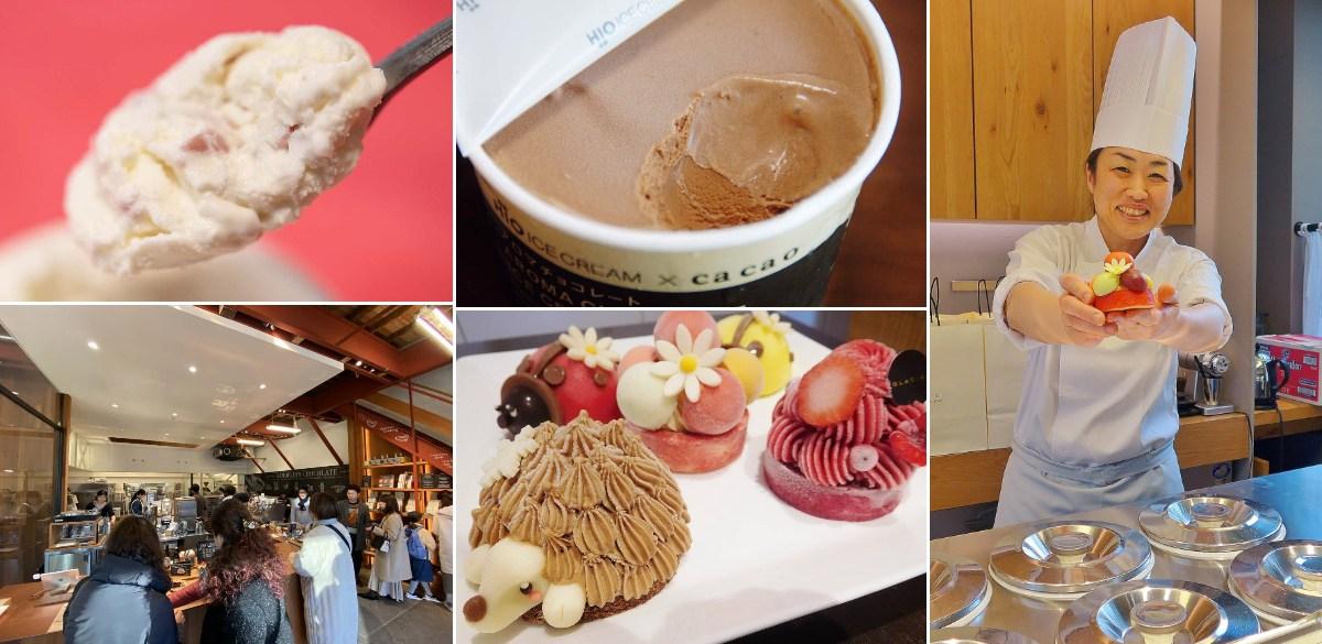 チョコレートアイスのおすすめ