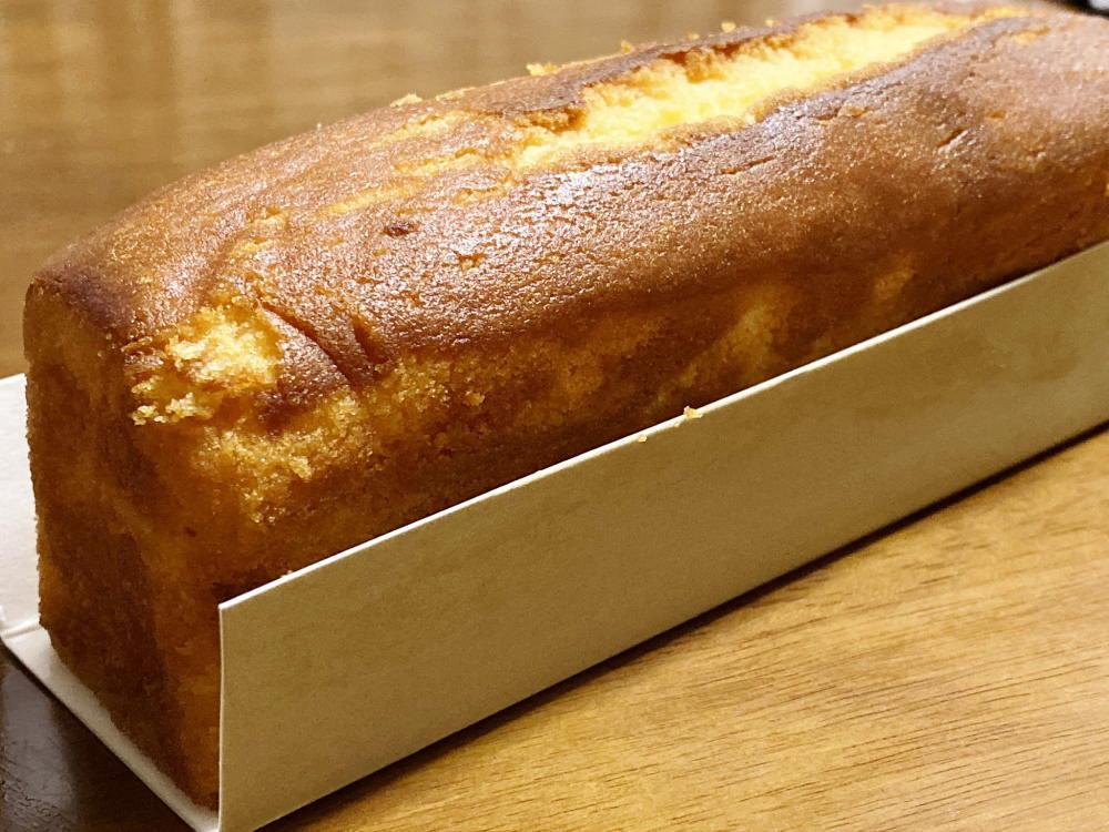 大吟醸ケーキTAKAを食べてみた