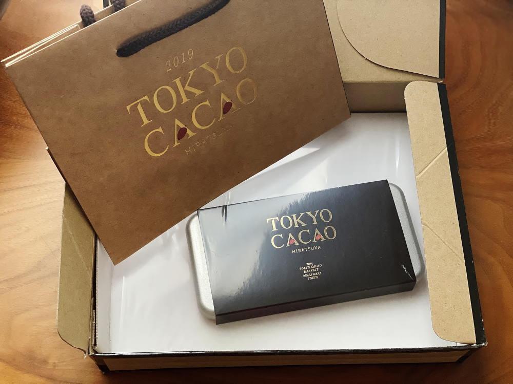 TOKYO CACAO お取り寄せしてみた