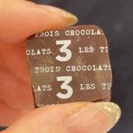 博多の3代目がパリにショコラトリーをオープン!「レ トロワ ショコラ」食べてみた。日本に店舗も?