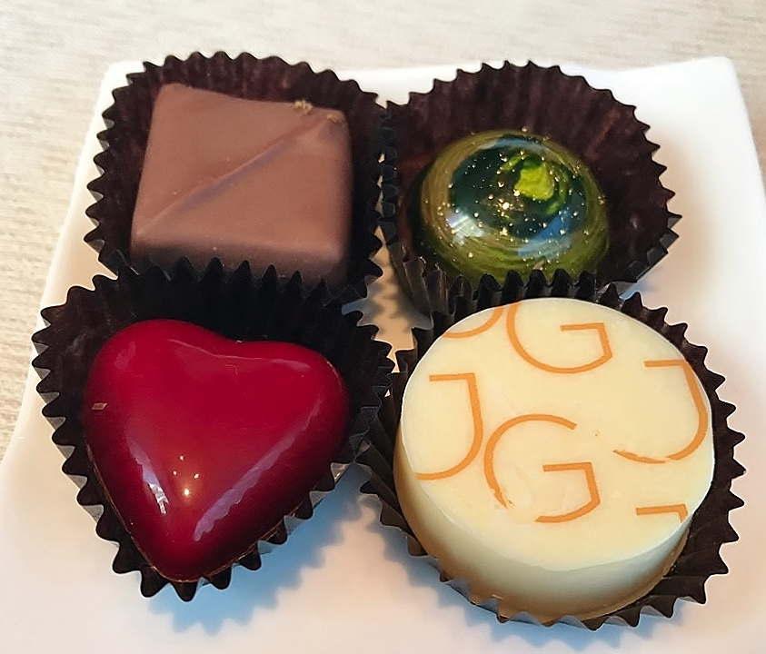 チョコレートボックス「JG Chocolate Box」
