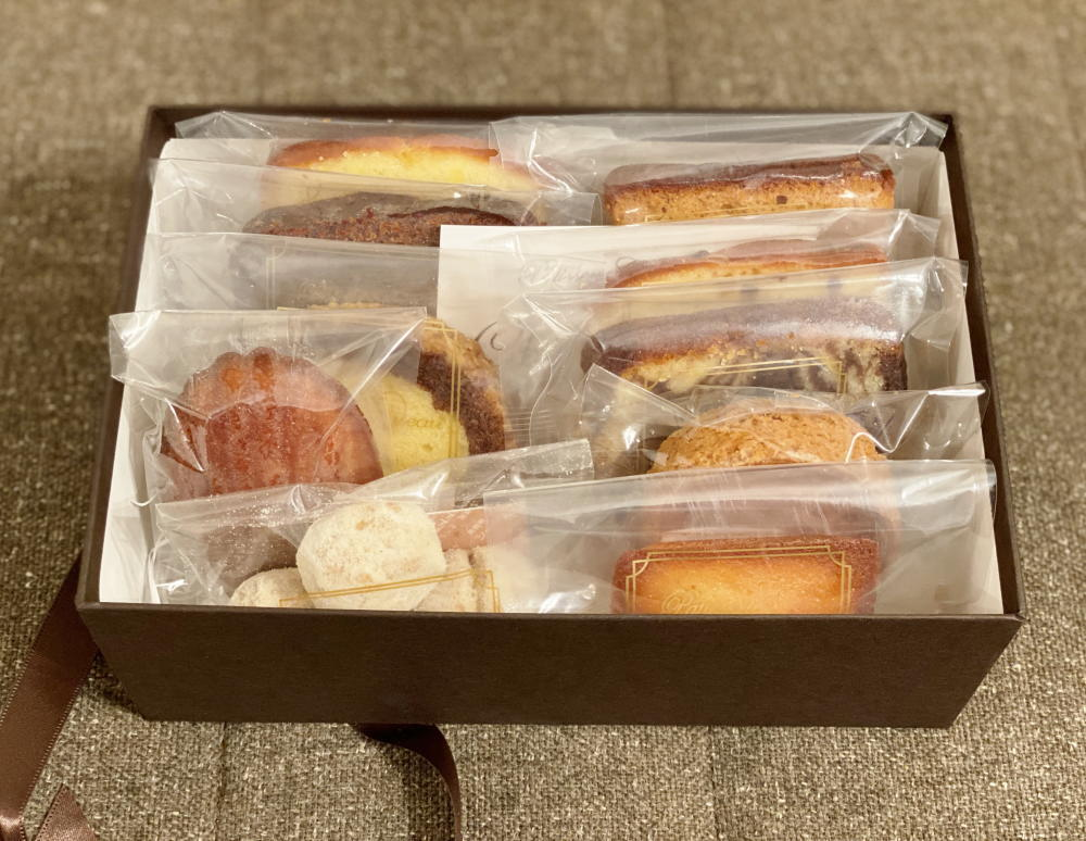 シャンドワゾーの焼き菓子セット