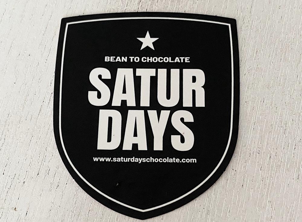 サタデイズチョコレート ロゴ