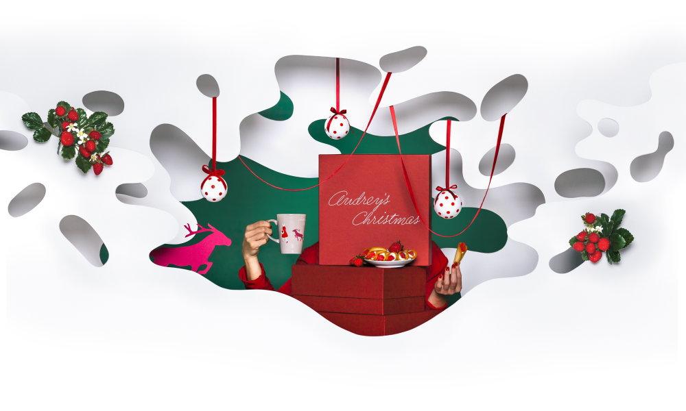 オードリーのオンラインショップ限定「クリスマススペシャルBOX」