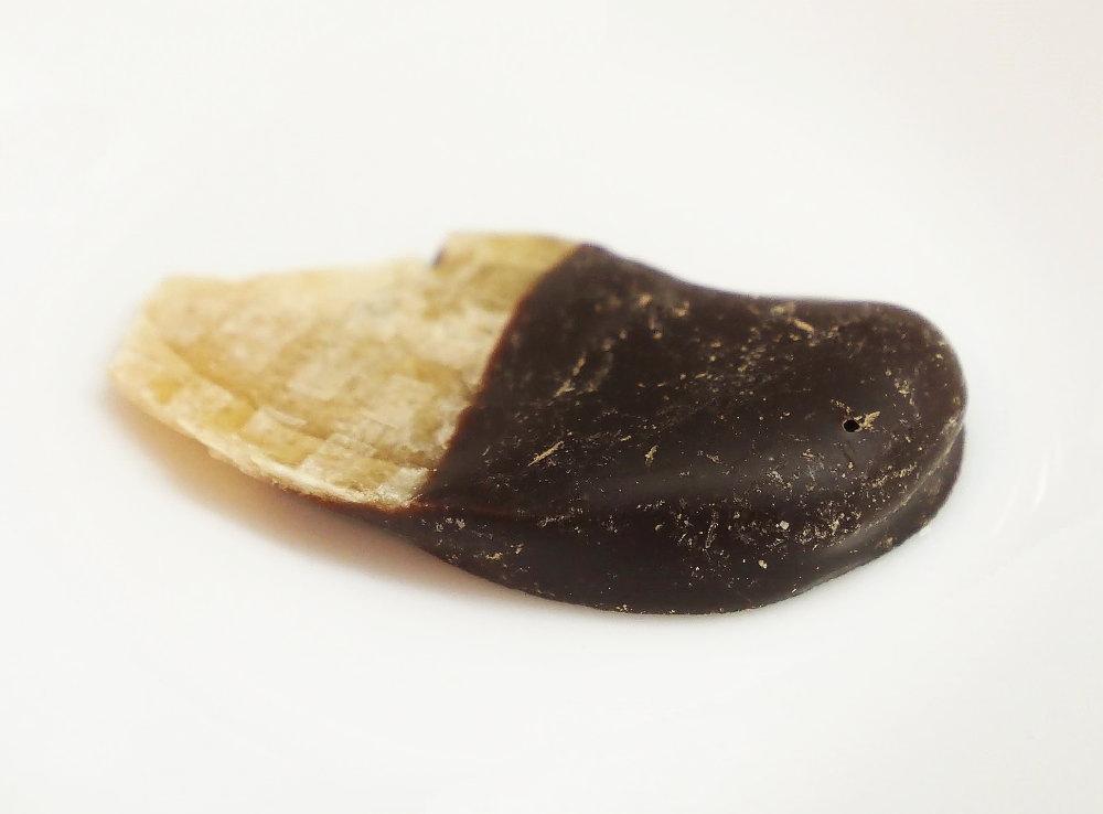 <OKINAWA CACAO>新生姜と月桃のチョコレート 試食してみた