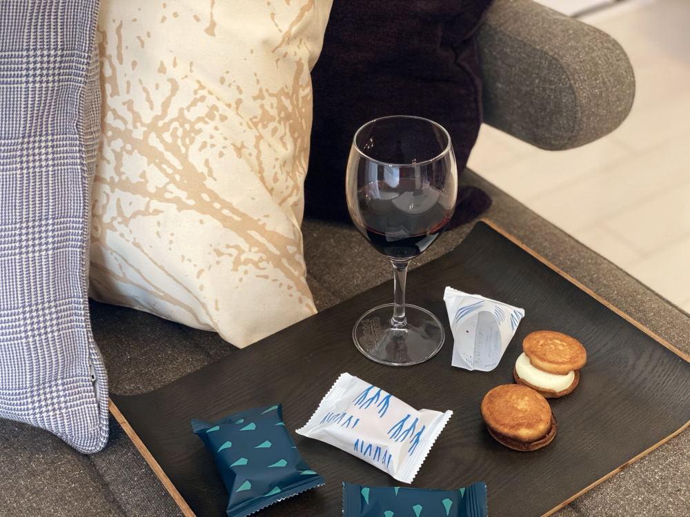 ワインと合わせるチョコクッキー