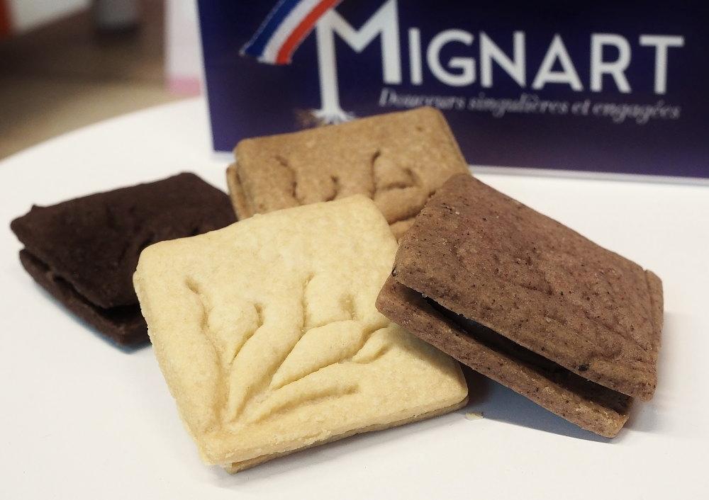 <MIGNART(ミニャール)>レ・ミニャルディーズ