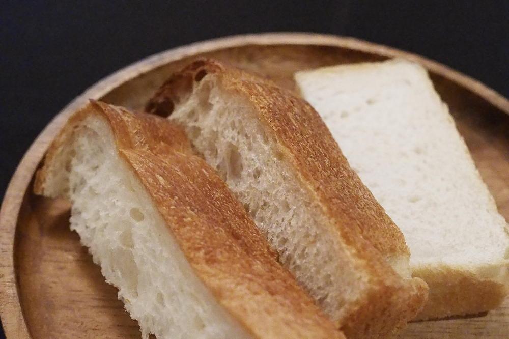 ジュウニブンベーカリー 食パン種類