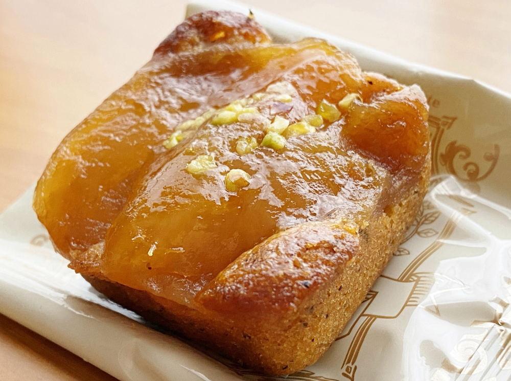 アニバーサリー キャラメルりんごのティーケーキ