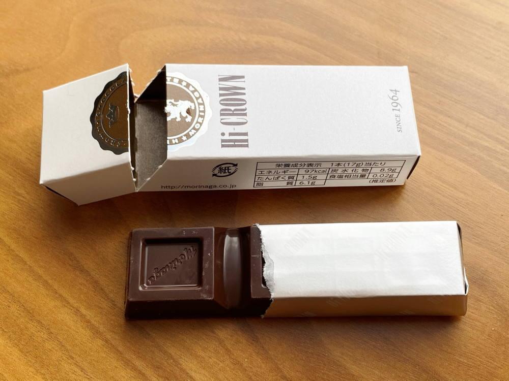 ハイクラウン ダークチョコレート