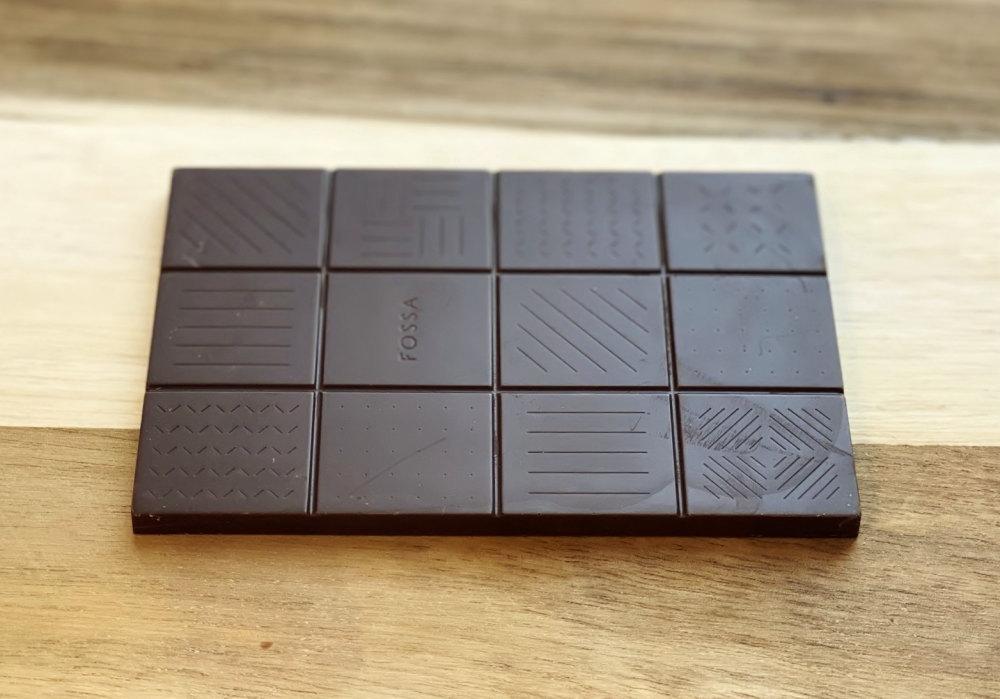 フォッサチョコレート モールド