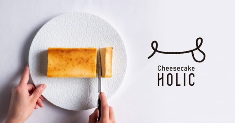 チーズケーキホリック ロゴ