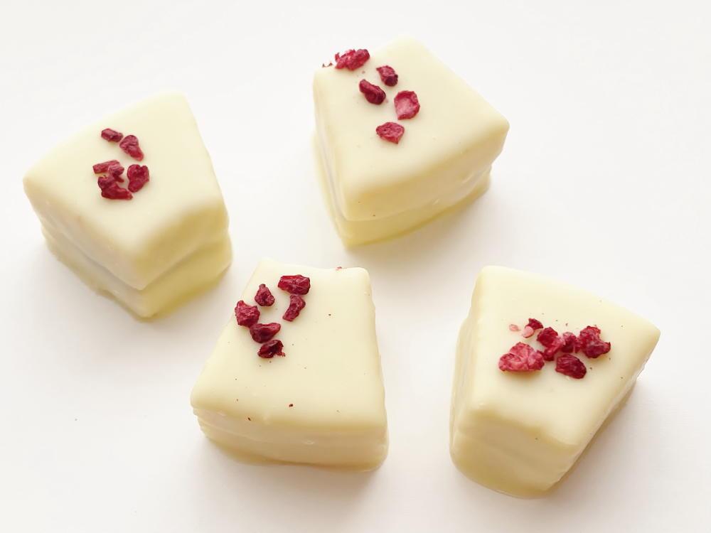 バウムシュピッツ ホワイトチョコバージョン
