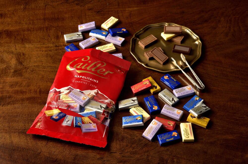 スイス最古のチョコレートブランド「カイエ」