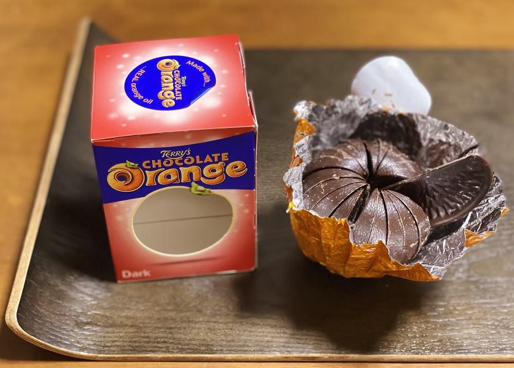 Terry's テリーズオレンジチョコレート