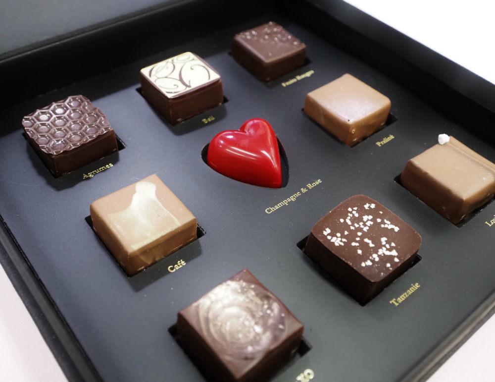 パレスホテル東京 バレンタイン限定のボンボンショコラ