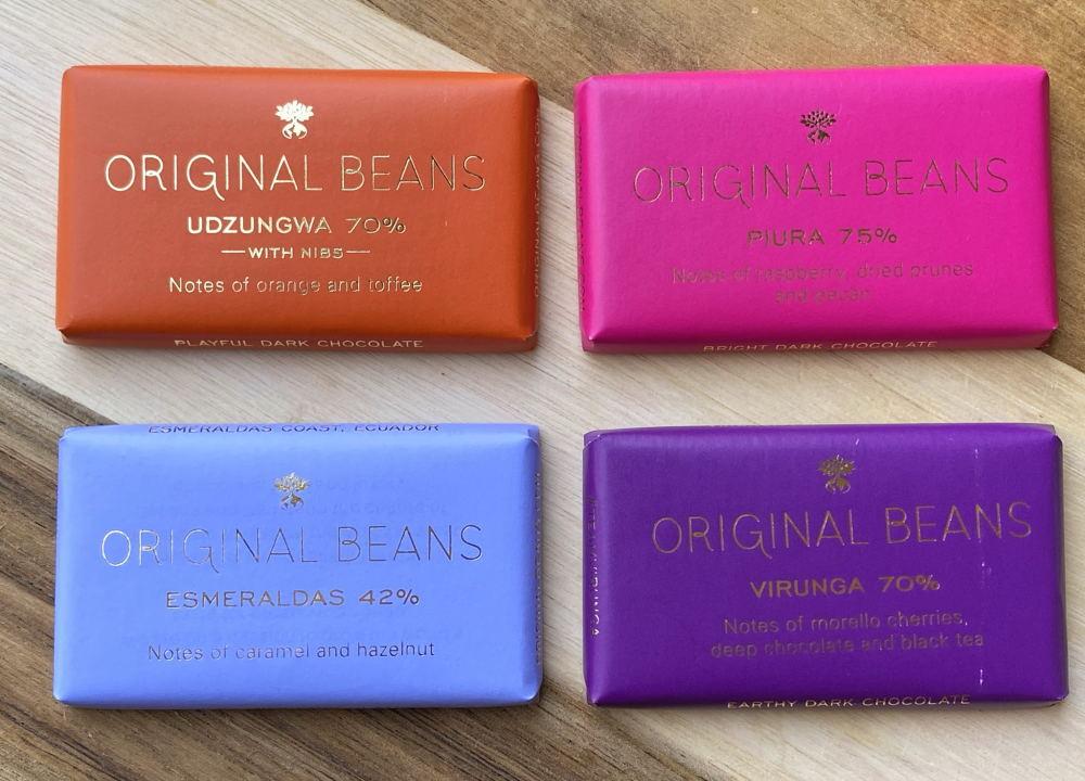 Original Beans/オリジナルビーンズ タブレット ミニサイズ