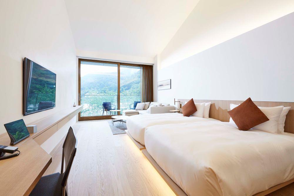 MUNI KYOTO 客室の写真