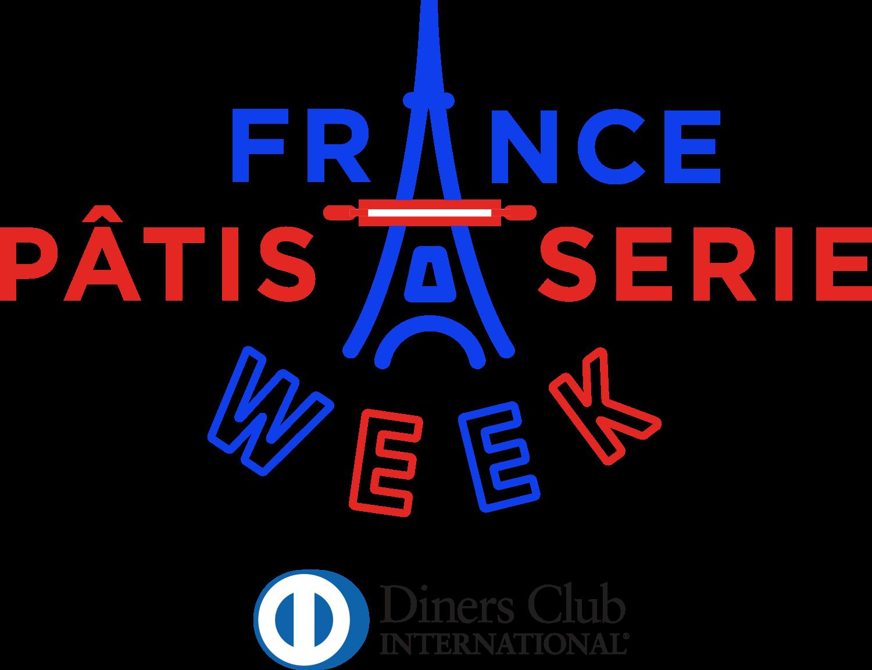 フランスパティスリーウィークのロゴ