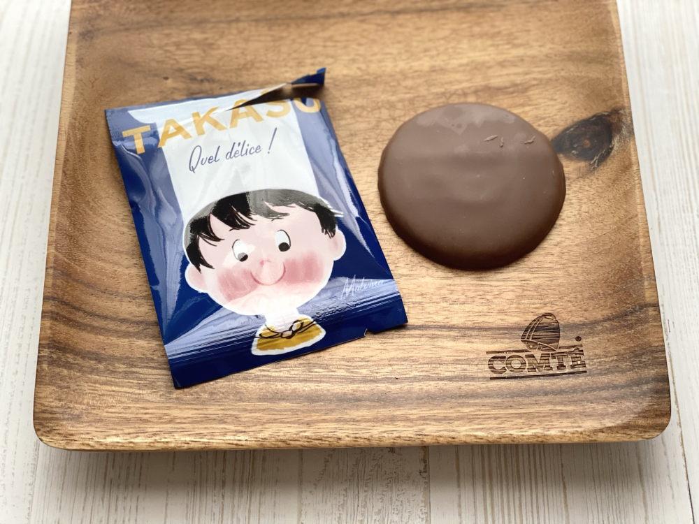 ショコラトリータカスのチョコレートクッキー