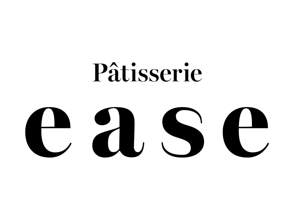 repos by Patisserie easeのロゴ