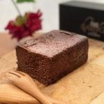 「マツコの知らない世界」で紹介され超話題!「THE」チョコレートケーキをお取り寄せしました。