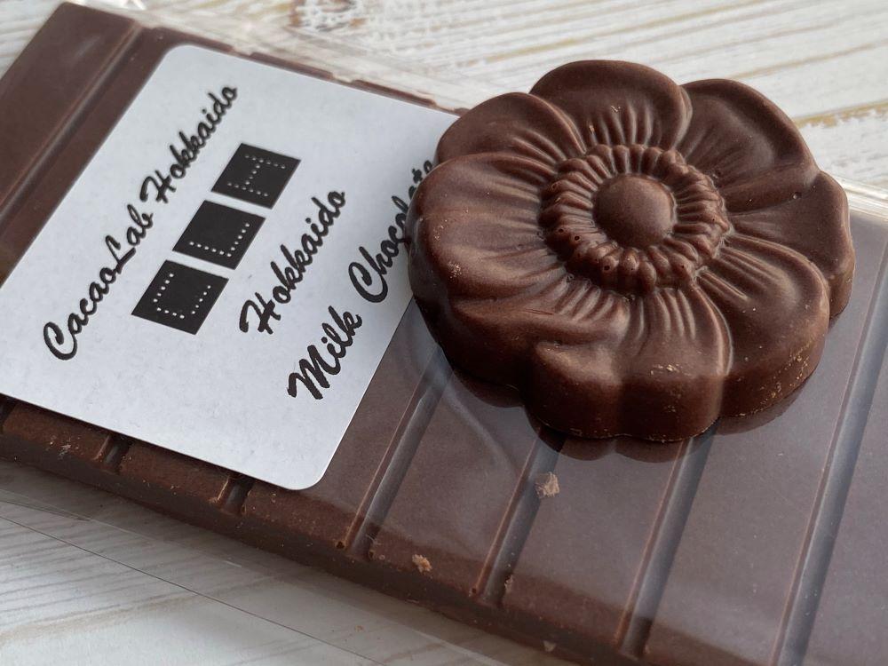 カカオラボホッカイドウ ミルクチョコレート