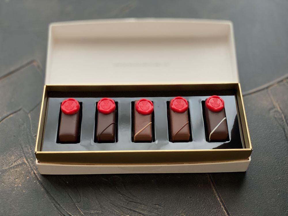 ジョンカナヤのボンボンショコラ スタンダード 種類