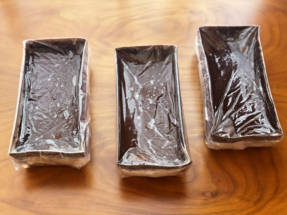 チョコレートな関係 訳あり生ガトーショコラ3本セット