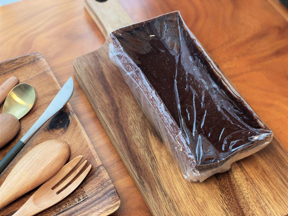 チョコレートな関係 訳あり生ガトーショコラ3本セット 買ってみた