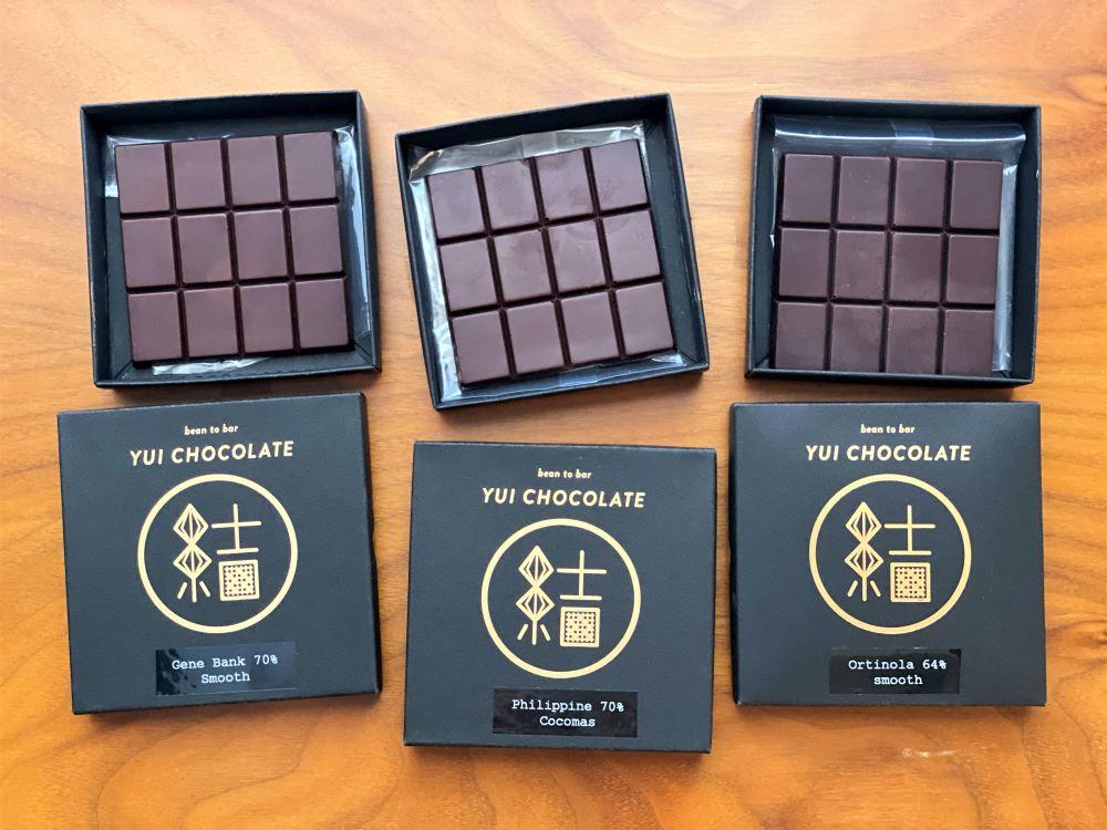 結チョコレートの組チョコ