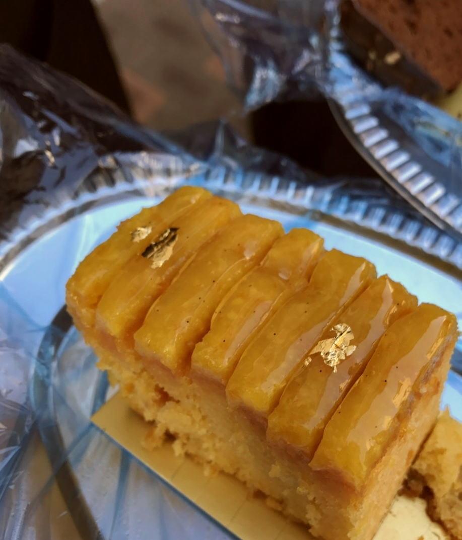 アルノーラエールのケーキ