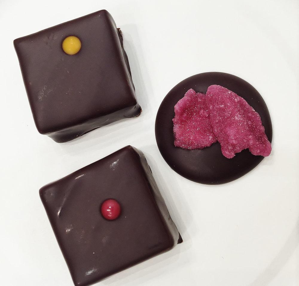 アリーヌ・ジェアン おすすめチョコレート