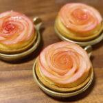 ダントツ美麗!薔薇と林檎のスイーツはぜひ贈り物に「Apple & Roses(アップル&ローゼス)」