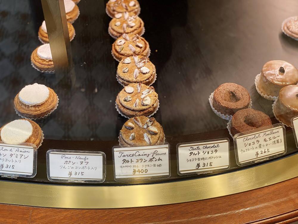 フランスの伝統的な焼き菓子